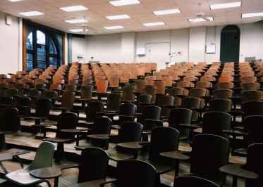 auditorium chairs classroom college